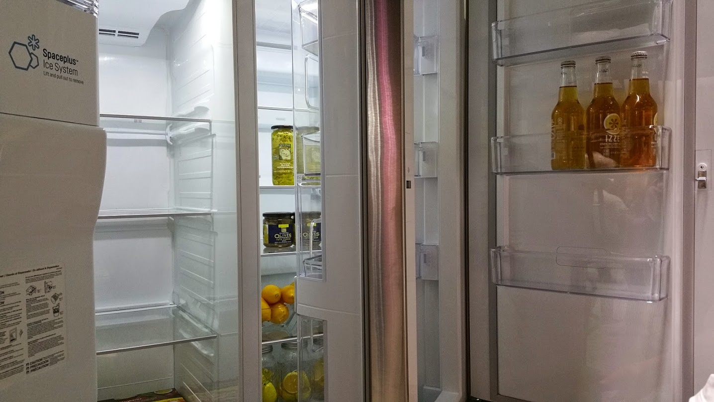 LG Electronics French Door in Door Refrigerator
