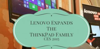 Lenovo expands the Thinkpad Series