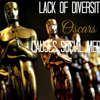 Oscar Social Media Uproar over Lack of Diversity