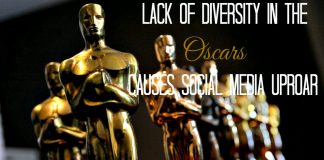 Oscar Social Media Uproar over Lack of Diversity