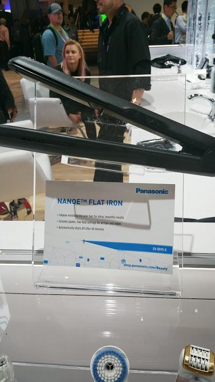Panasonic Beauty Flat Iron