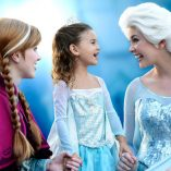 Frozen Songs with Movie Clips Sing-a-long Video