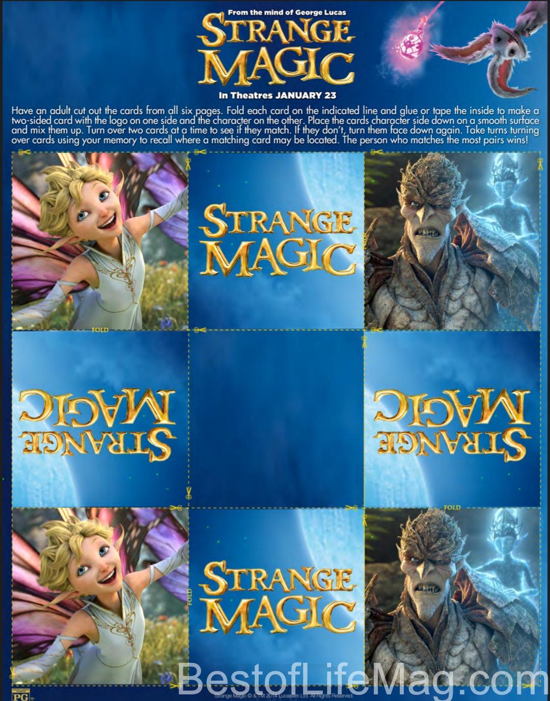 Strang Magic