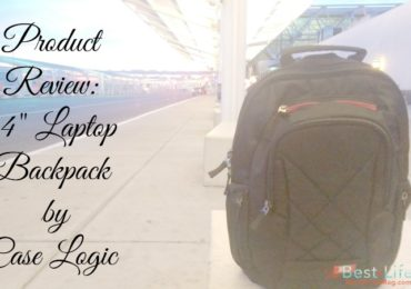 "Protect your Gear with the Case Logic 14"" Laptop Backpack"
