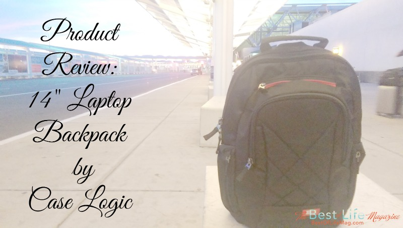 """Protect your Gear with the Case Logic 14"""" Laptop Backpack"""
