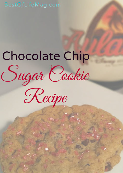 Deliciously Awesome Chocolate Chip Sugar Cookie Recipe
