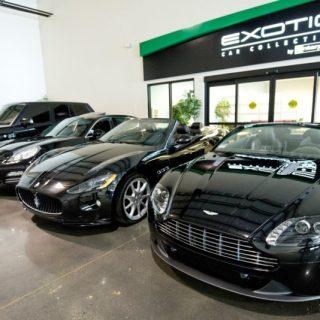 Exotic Car Rentals from Enterprise
