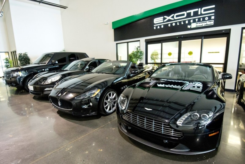 Luxury Vehicle: Spice Up Valentine's Day With Exotic Car Rentals