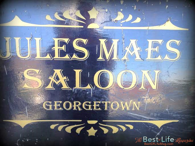 Jules Maes Saloon Things to do in Seattle