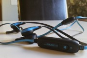 Get Fit with SMS Audio BioSport Ear Buds #Intel