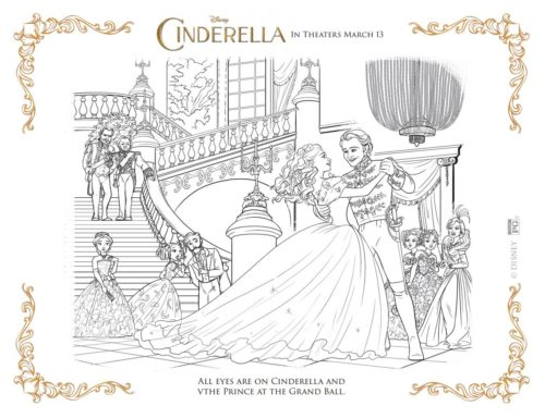 Cinderella Dances with the Price at the Ball