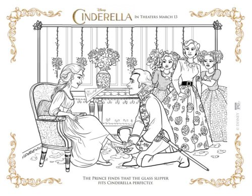 The Prince Finds Cinderella