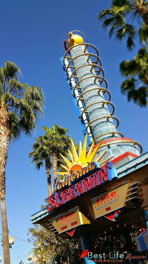 Disney's California Adventures Kick-Off