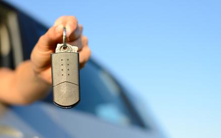 car keys teen driver