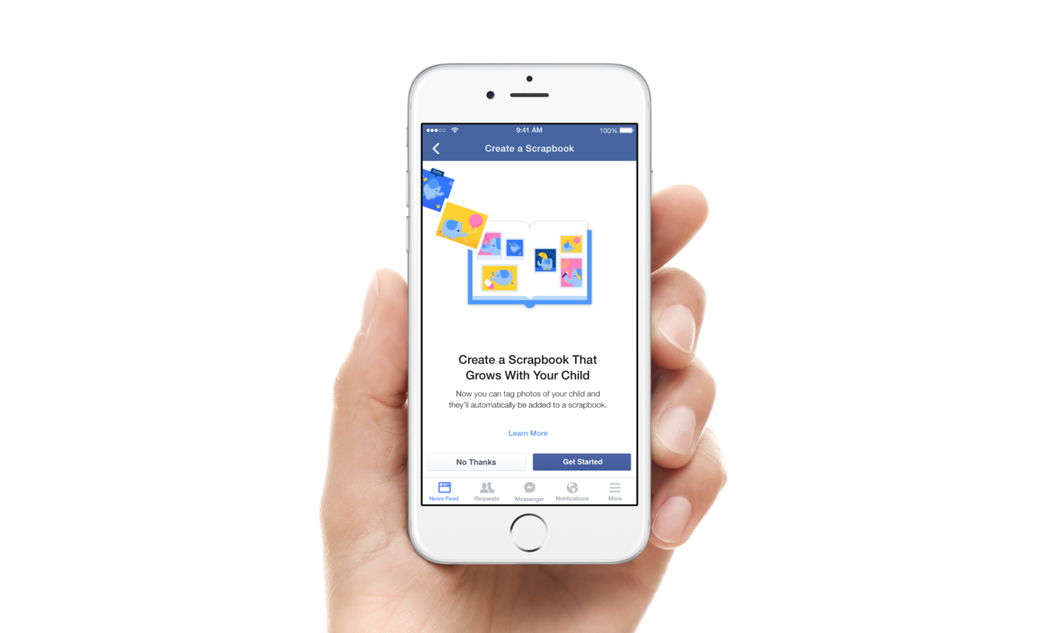 How to Create a Facebook Scrapbook