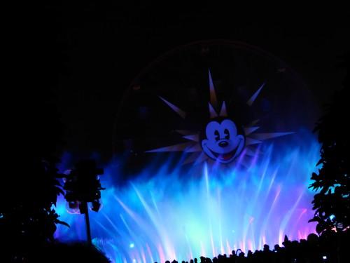 World of Color at Disneyland Resort