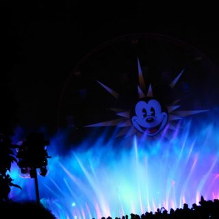 World of Color at Disneyland Resort