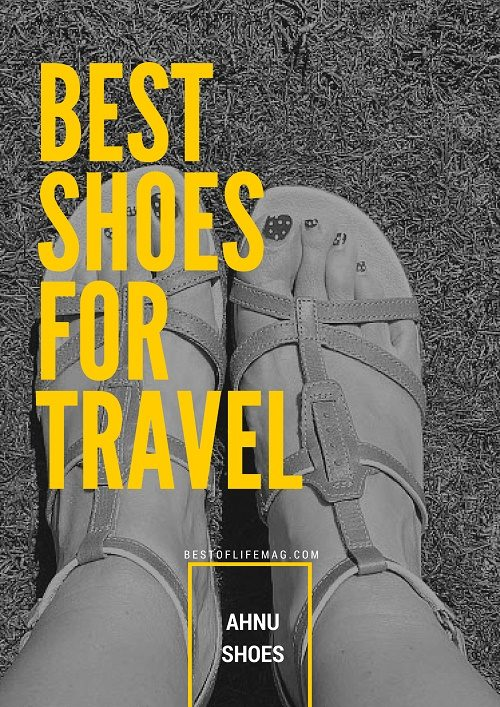 3 Best Shoes for Travel from Ahnu