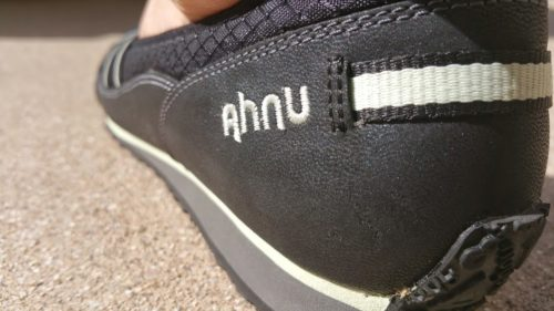 Best Shoes for Travel Ahnu Slip Ons