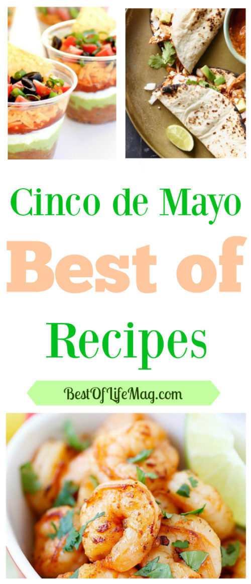 In order to make sure that your holiday is as close to authentic as possible, we wanted to share some Cinco de Mayo recipes with you, like one of our favorites, the Nearly NorCal Margarita recipe, that we think you'll love. So turn up the mariachi music and stock up on the salsa, because this Cinco De Mayo is going to be the best one yet.