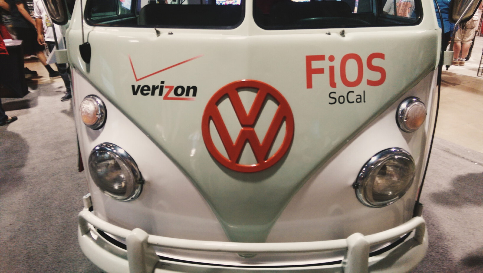 Verizon FiOS VW at Long Beach Grand Prix