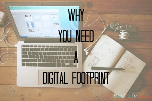 Why You Need A Digital Footprint