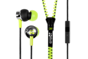 Zipbuds: Tangle Free Earbuds for All Fitness Interests