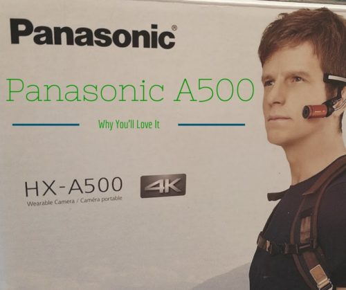 3 Reasons to Love the Panasonic A500