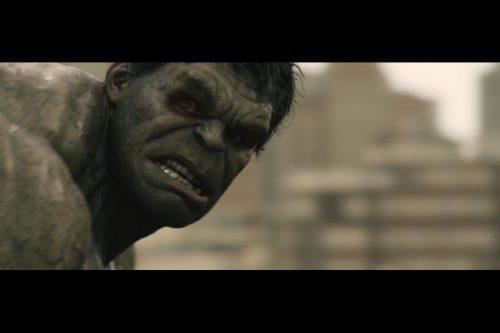 The Hulk in Age of Ultron