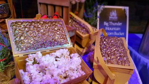 Big Thunder Popcorn Disneyland's Diamond Celebration