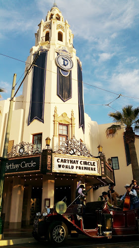 Carthay Circle Disneyland's Diamond Celebration