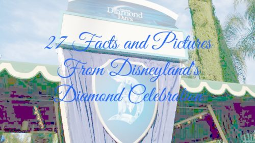 Dazzling Facts About Disneyland's Diamond Celebration
