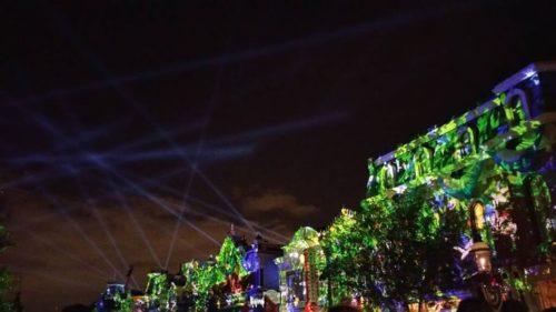 Forever Projects Disneyland's Diamond Celebration