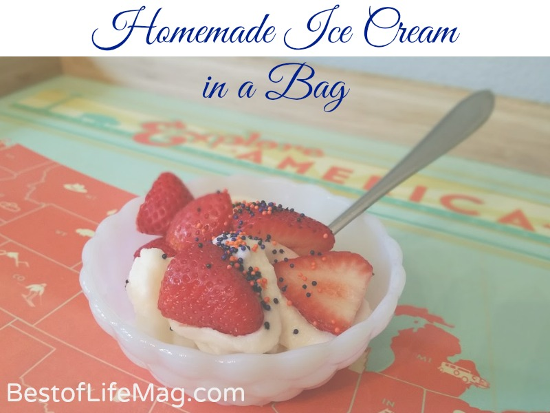 How to make ice cream in a bag that is low fat the best of life how to make homemade ice cream in a bag thats low fat too ccuart Choice Image
