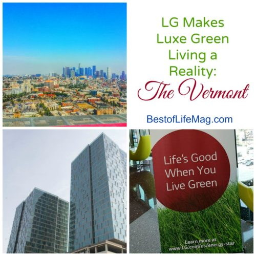 LG Makes Luxury Green Living a Reality at The Vermont