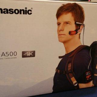 Panasonic A500 Camera