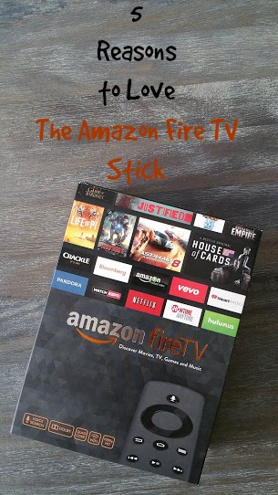 Reasons to Love The Amazon Fire TV Stick