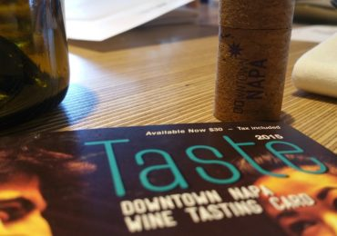 Taste Downtown Napa