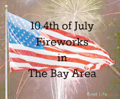 10 4th of July Fireworks in San Francisco