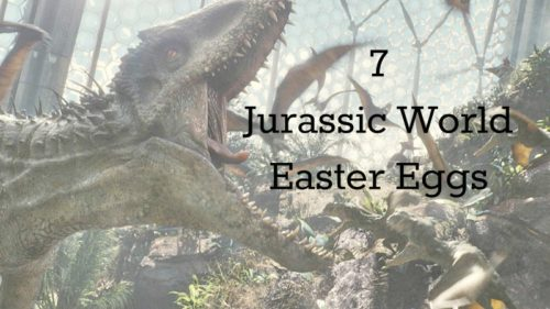7 Jurassic World Easter Eggs