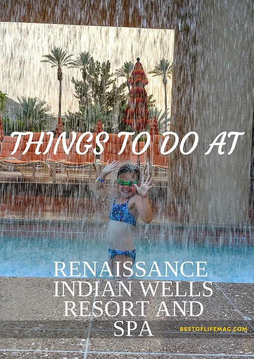 There are so many things to do in Palm Springs at the Renaissance Indian Wells Resort and Spa that make it a great vacation spot. via @amybarseghian