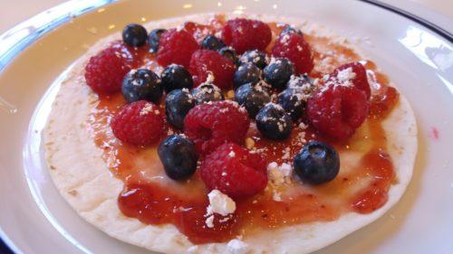 Easy Fruit Crisp Air Fryer Recipe