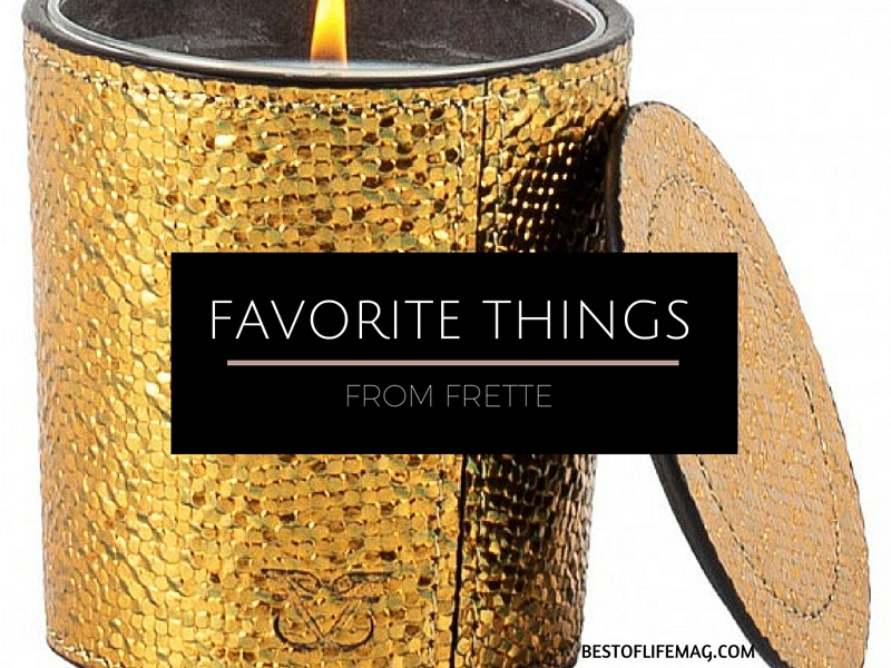 A Few of my Favorites: Finer Things from Frette