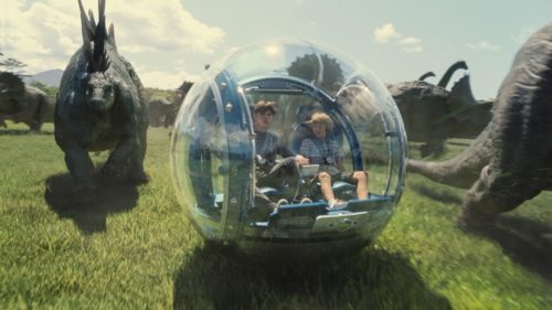 Jurassic World Sphere