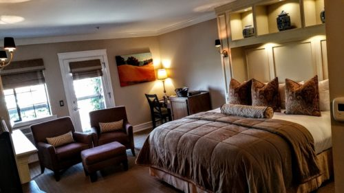 Napa River Inn Luxury Comfort