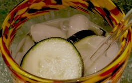 Quick  and Easy Cucumber Cooler Cocktail