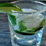Sparkling Cucumber Cooler - Gin Cocktails