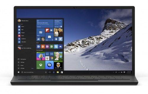 Start From Windows 10