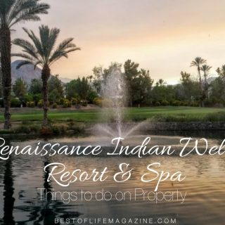 There are so many things to do in Palm Springs at the Renaissance Indian Wells Resort and Spa that make it a great vacation spot.