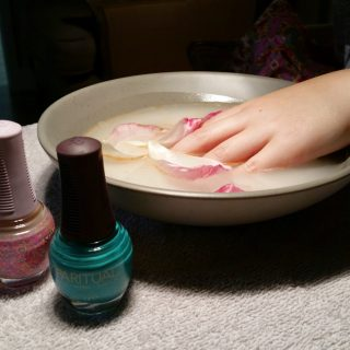 Natural Nails at Halth Spa